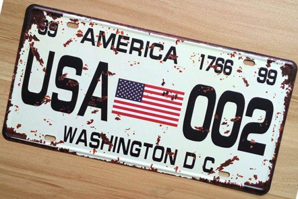 Rare car numbers